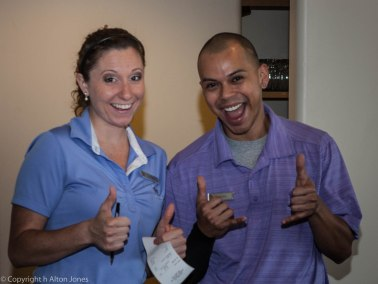 Great staff - another perk for Camelback members.